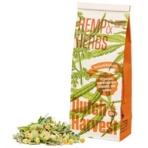 Hemp & Herbs Hanftee Dutch Harvest Hanf und Kräuter