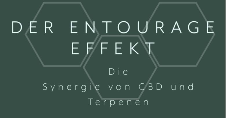 Der Entourage Effekt - Sanaleo CBD Shop