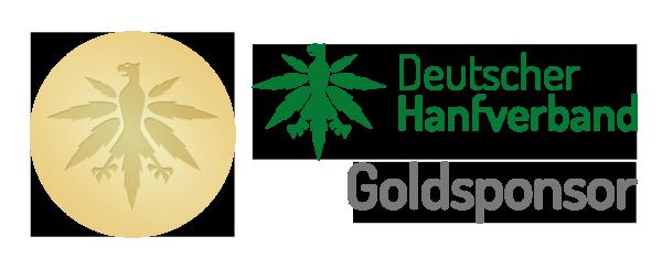 Goldsponsor des deutschen Hanfverbandes
