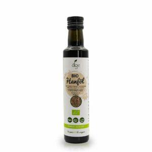 Bio Hanfsamenöl kaltgepresst - Sanaleo CBD