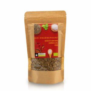 Bio Knabberhanf Chili und Gewürze - Sanaleo CBD