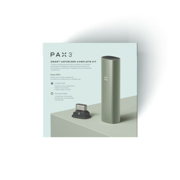 PAX 3 Vaporizer - Sanaleo CBD