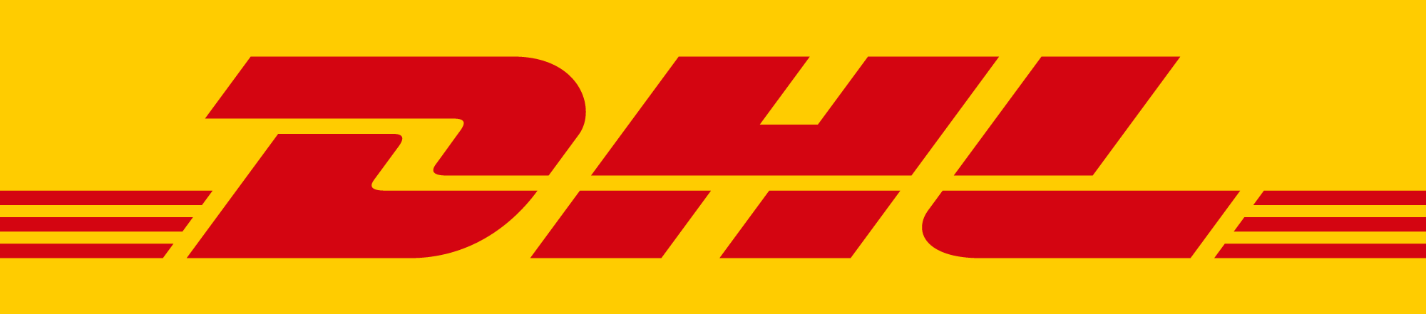 DHL Versand Logo